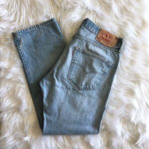 Vintage 90s Levi's 501 Jeans